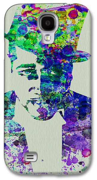 Saxophone Galaxy S4 Case - Duke Ellington by Naxart Studio