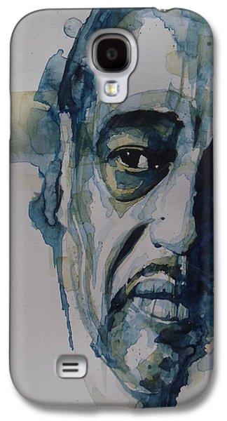 Duke Galaxy S4 Case - Duke Ellington  by Paul Lovering