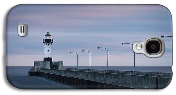 Duluth North Pier Dawn Galaxy S4 Case