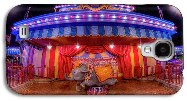 Dumbos Adventures Galaxy S4 Case