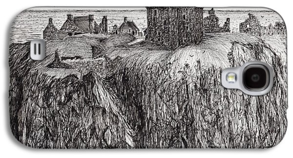 Dunottar Castle Galaxy S4 Case by Vincent Alexander Booth