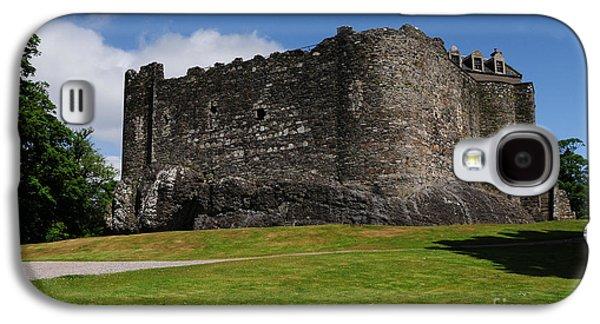 Dunstaffnage Castle Galaxy S4 Case by Nichola Denny