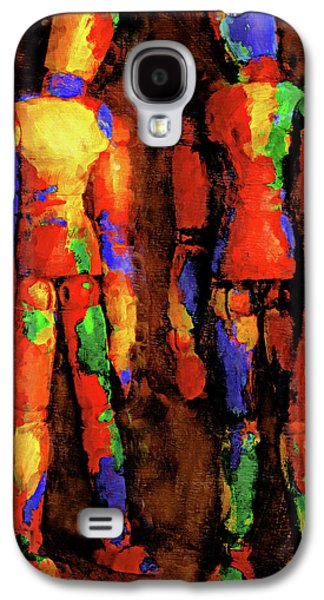 Duo Galaxy S4 Case by Jeff  Gettis