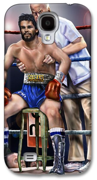 Duran Hands Of Stone 1a Galaxy S4 Case