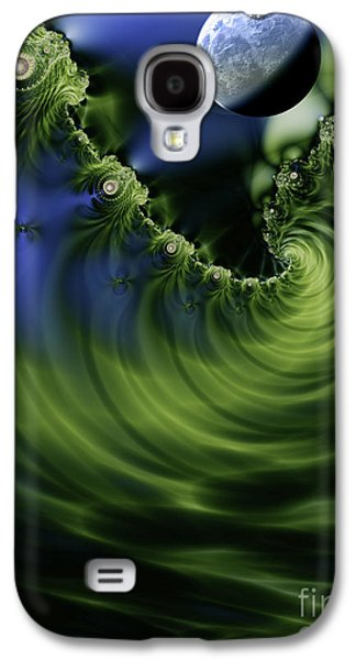 Dusk On Julia Sea Galaxy S4 Case by Mindy Sommers