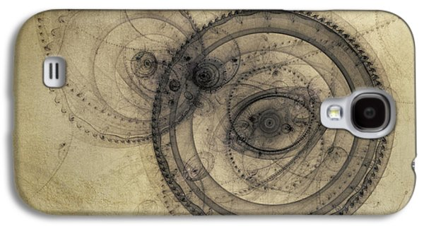Dust Off The Clock Galaxy S4 Case by Scott Norris