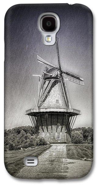 Dutch Windmill Galaxy S4 Case by Tom Mc Nemar