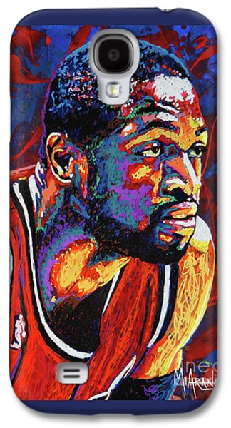 Dwyane Wade 3 Galaxy S4 Case