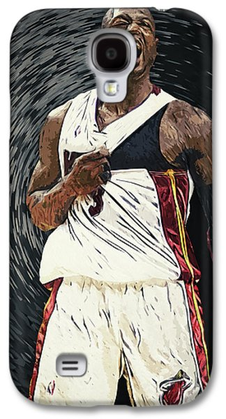 Dwyane Wade Galaxy S4 Case