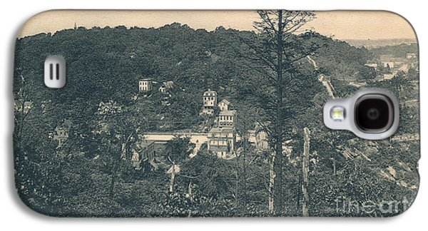Dyckman Street At Turn Of The Century Galaxy S4 Case by Cole Thompson