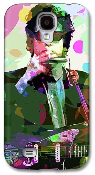 Dylan In Studio Galaxy S4 Case by David Lloyd Glover