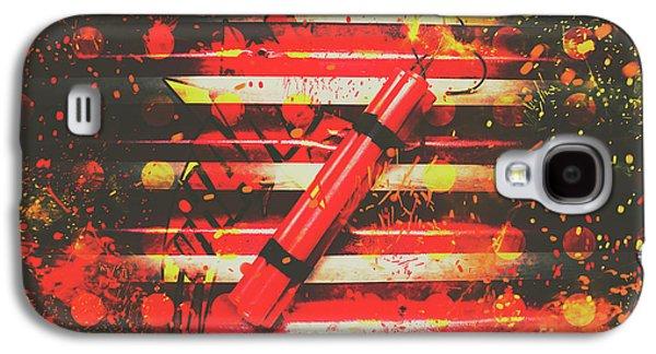 Dynamite Artwork Galaxy S4 Case by Jorgo Photography - Wall Art Gallery