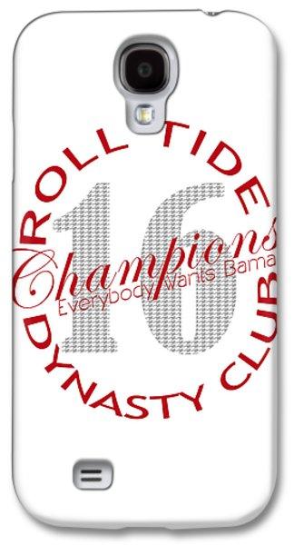 Dynasty Club Galaxy S4 Case by Greg Sharpe