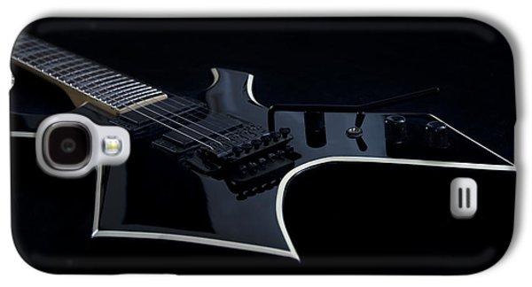 E-guitar Galaxy S4 Case by Melanie Viola