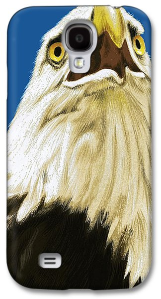 Eagle Galaxy S4 Case