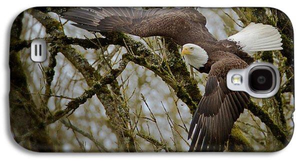 Eagle Take Off Galaxy S4 Case
