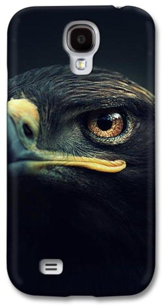 Eagle Galaxy S4 Case - Eagle by Zoltan Toth