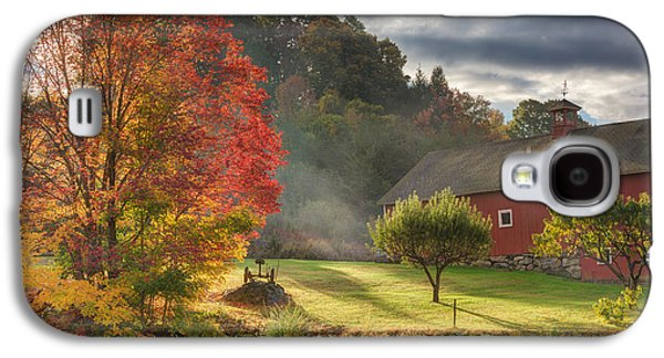 Early Autumn Morning Galaxy S4 Case by Bill Wakeley