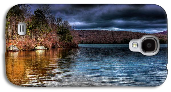 Galaxy S4 Case featuring the photograph Early May On Limekiln Lake by David Patterson