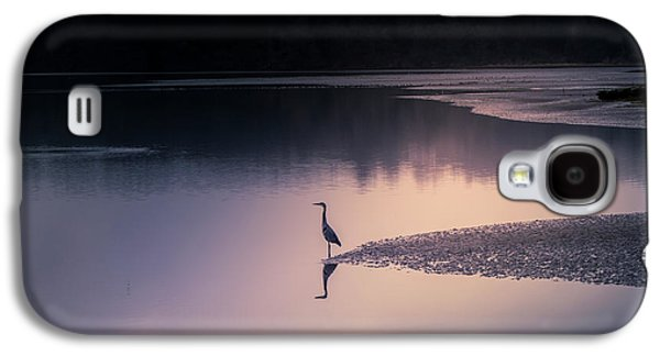 Early Morning Greeter Galaxy S4 Case