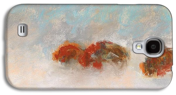 Early Morning Herd Galaxy S4 Case by Frances Marino