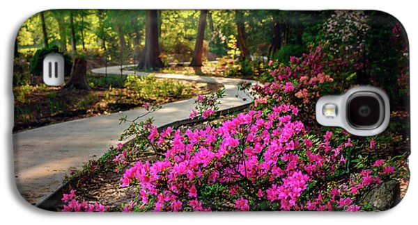 Galaxy S4 Case - Early Morning In Honor Heights Park by Tamyra Ayles