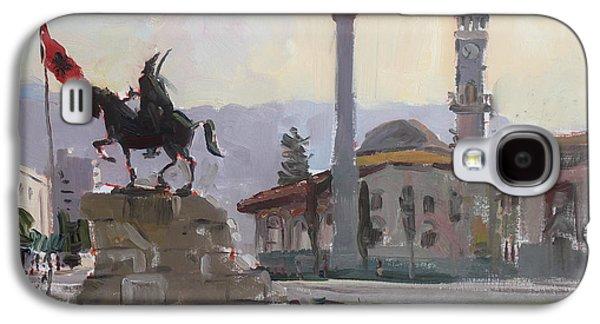 Early Morning In Tirana Galaxy S4 Case by Ylli Haruni