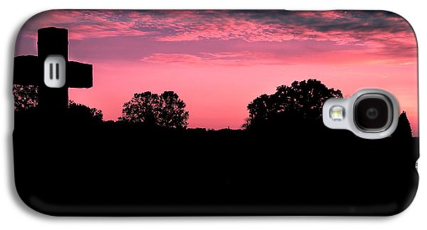 Early On The Hill Galaxy S4 Case