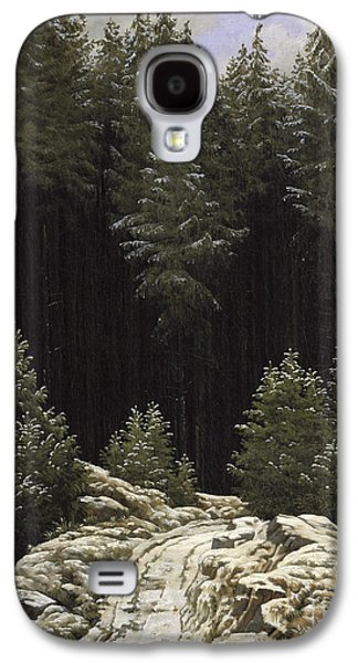 Early Snow Galaxy S4 Case