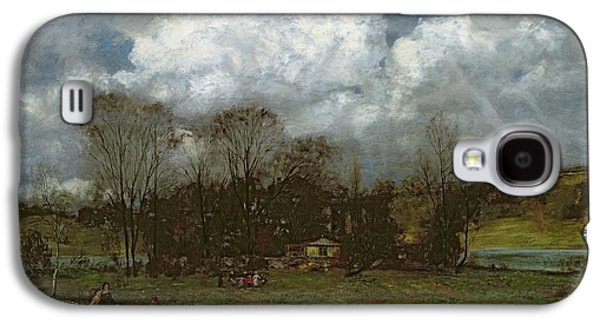 Early Spring Galaxy S4 Case by Hans Thoma