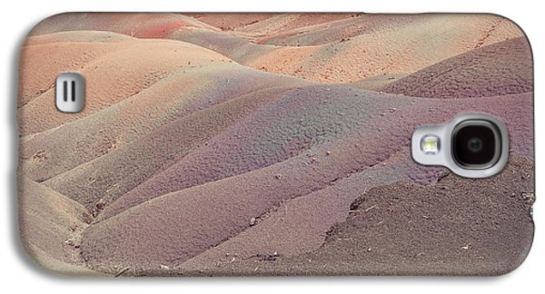 Earth Bodyscape.  Natural Abstract 6 Galaxy S4 Case by Jenny Rainbow
