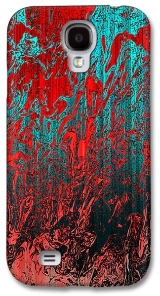 Earth Crime Pandemic Galaxy S4 Case