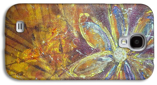 Earth Flower Galaxy S4 Case