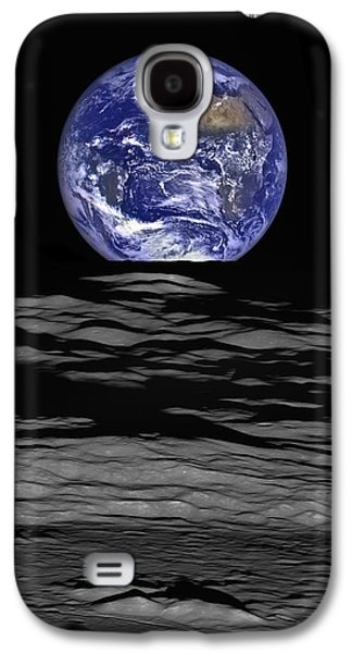 Earthrise Galaxy S4 Case