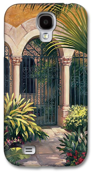 East Gate Galaxy S4 Case by Laurie Hein