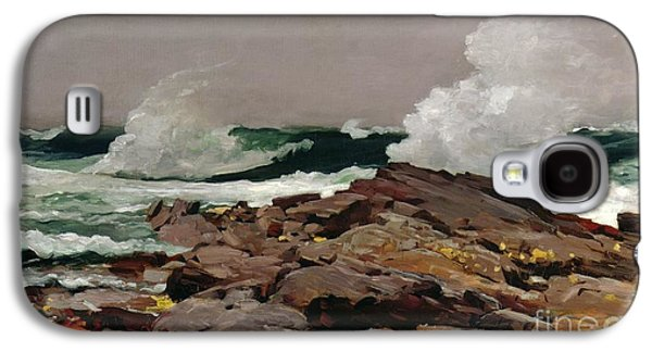 Eastern Point Galaxy S4 Case by Winslow Homer