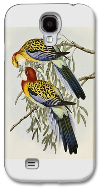 Eastern Rosella Galaxy S4 Case