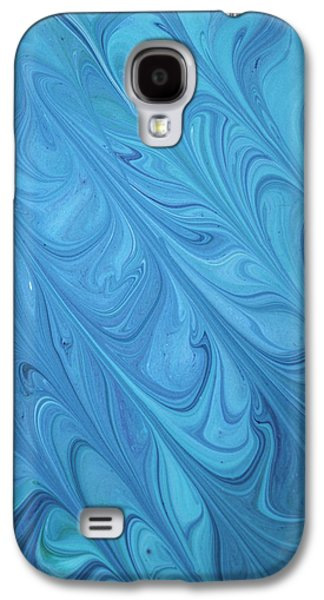 Marbling - Ebru Galaxy S4 Case by BONB Creative