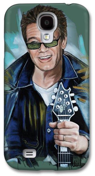 Eddie Van Halen Galaxy S4 Case