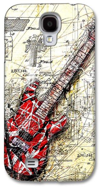 Eddie's Guitar 3 Galaxy S4 Case by Gary Bodnar