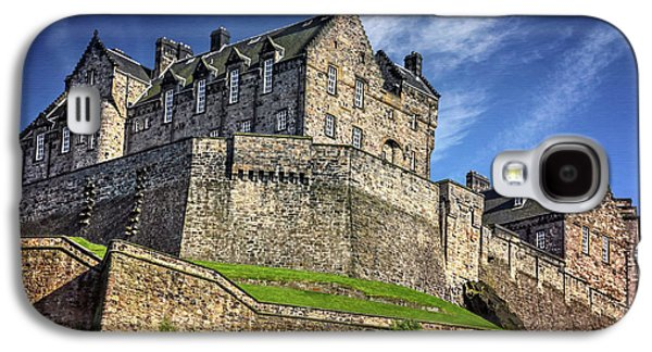 Edinburgh Castle Scotland  Galaxy S4 Case