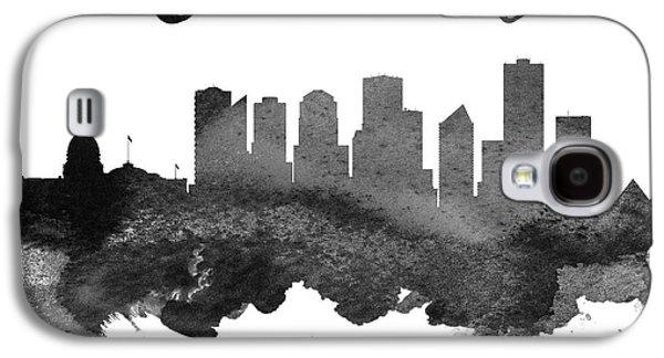 Edmonton Alberta Skyline 18 Galaxy S4 Case