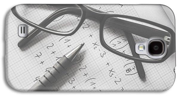 Education Smarts Galaxy S4 Case