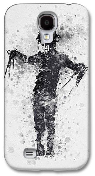 Edward Scissorhands 01 Galaxy S4 Case