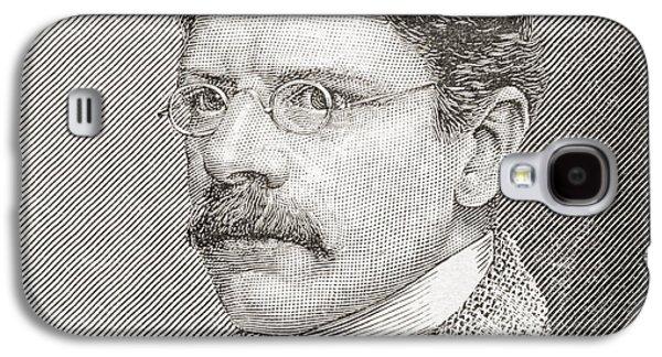Edwin Austin Abbey, 1852 Galaxy S4 Case