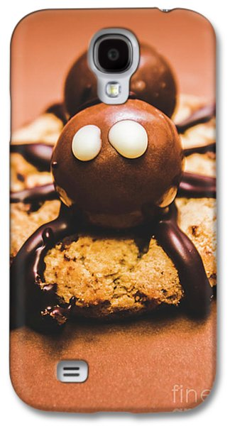 Eerie Monsters. Halloween Baking Treat Galaxy S4 Case by Jorgo Photography - Wall Art Gallery