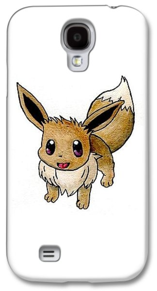 Eevee Galaxy S4 Case