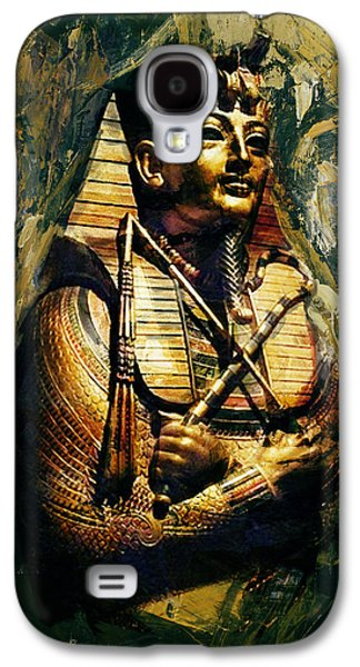 Egyptian Culture 3b Galaxy S4 Case by Maryam Mughal