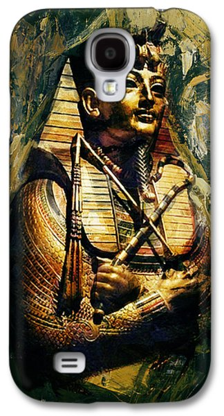 Egyptian Culture 3b Galaxy S4 Case