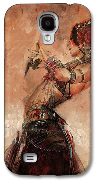 Egyptian Culture 40 Galaxy S4 Case